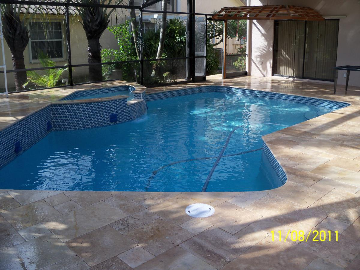 Custom Swimming Pool Water Fountains Water Features